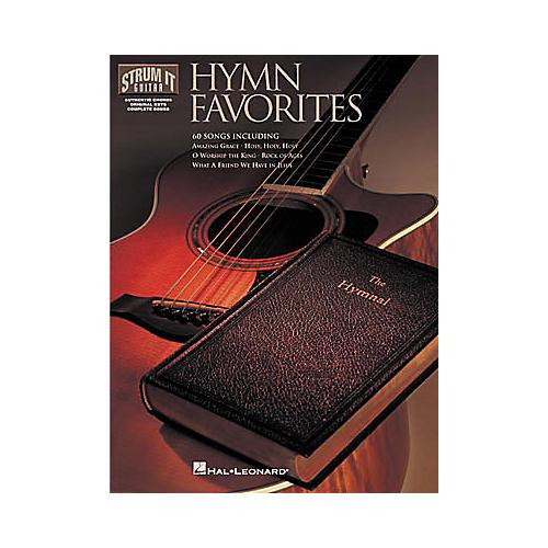 Hal Leonard Hymn Favorites-thumbnail
