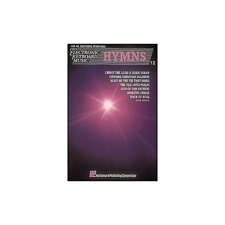 Hal LeonardHymns EKM 12