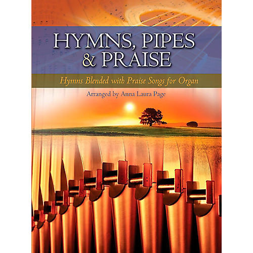 Alfred Hymns, Pipes and Praise for Organ Book-thumbnail