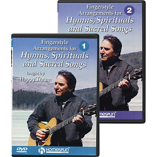 Homespun Hymns, Spirituals and Sacred Songs (2-DVD)-thumbnail