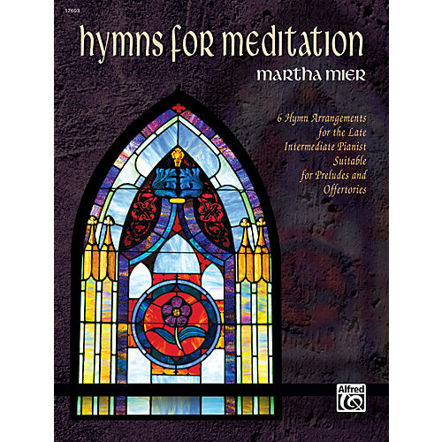 Alfred Hymns for Meditation-thumbnail