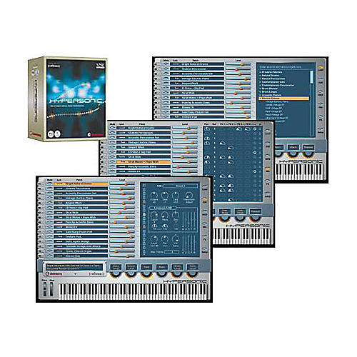 Steinberg Hypersonic Virtual Synth Workstation-thumbnail