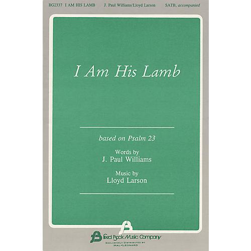 Fred Bock Music I Am His Lamb SATB composed by J. Paul Williams-thumbnail