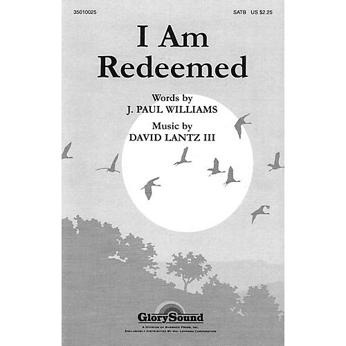 Shawnee Press I Am Redeemed SATB composed by J. Paul Williams-thumbnail