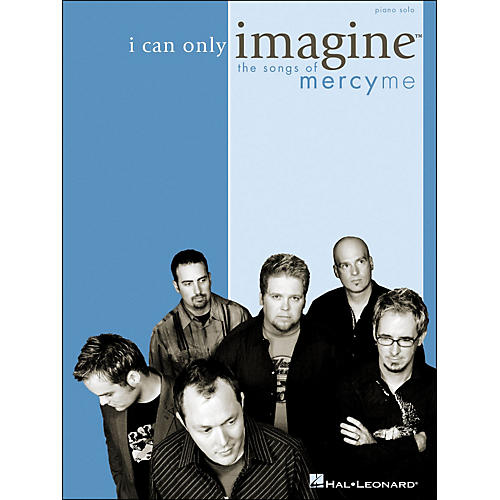 Integrity Music I Can Only Imagine - The Songs Of MercyMe for Piano Solo-thumbnail