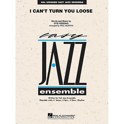 Hal Leonard I Can't Turn You Loose Jazz Band Level 2 Arranged by Paul Murtha-thumbnail