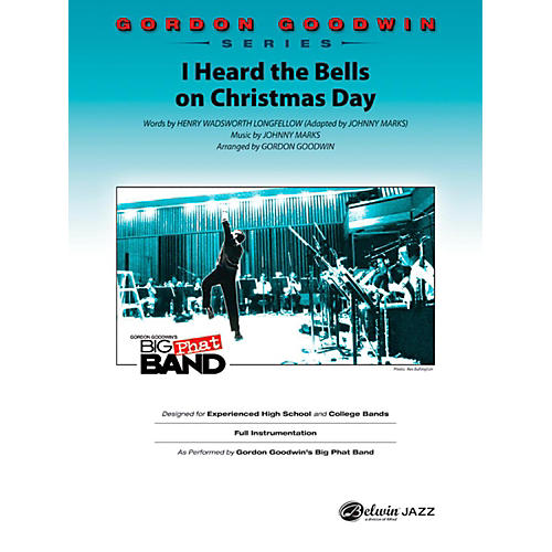 Alfred I Heard the Bells on Christmas Day Jazz Band Grade 6-thumbnail
