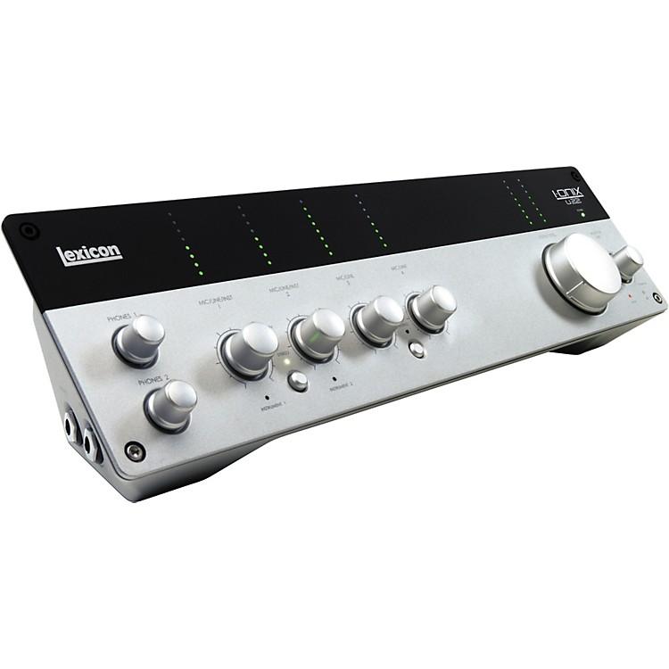 LexiconI-ONIX U42S USB 2.0 Audio/MIDI Interface