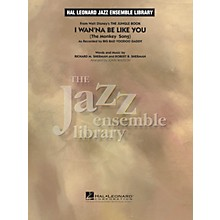 Hal Leonard I Wan'na Be Like You (from The Jungle Book) Jazz Band Level 4 Arranged by John Wasson