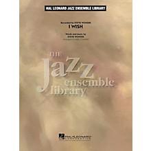 Hal Leonard I Wish Jazz Band Level 4 Arranged by Mike Tomaro