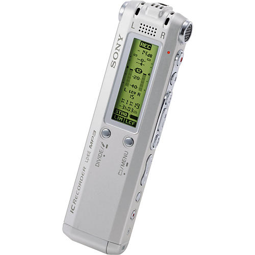 Sony ICD-SX68DR9 Digital Voice Recorder-thumbnail