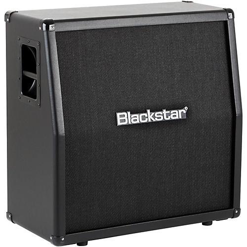 Blackstar ID Series 4X12 Angled Guitar Cabinet Black