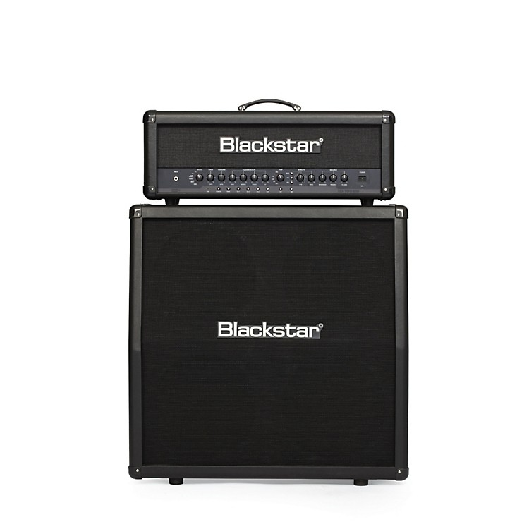 Blackstar ID:100H 100W Programmable Guitar Amp Head with Effects Black