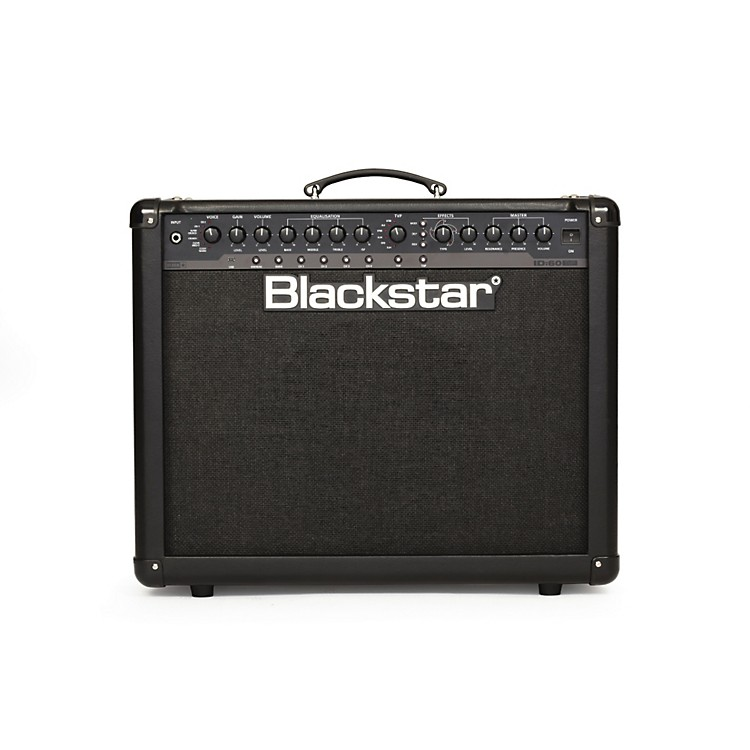 Blackstar ID:60 1x12 60W Programmable 1x12 Guitar Combo Amp with Effects Black
