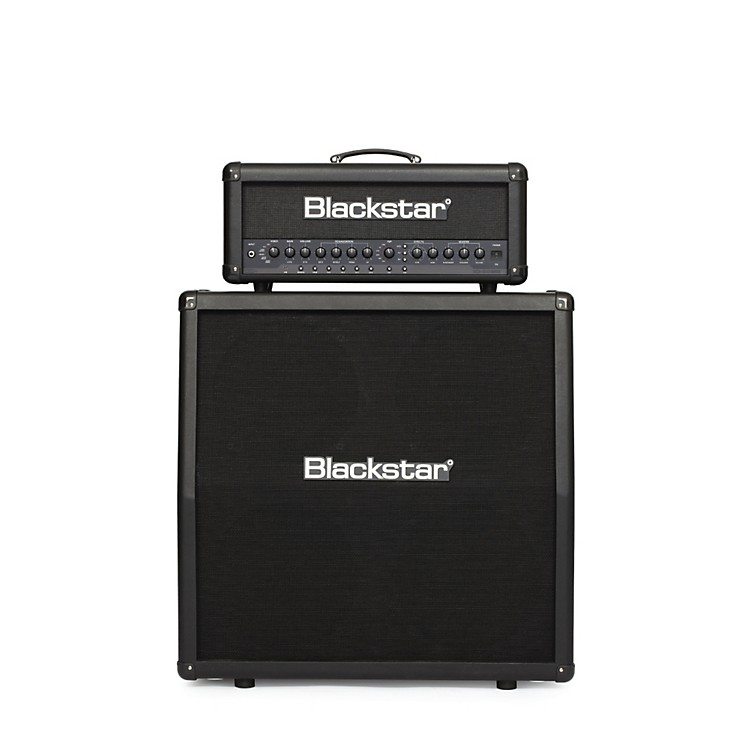 Blackstar ID:60H 60W Programable Guitar Head with Effects Black