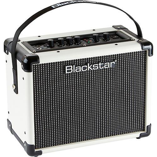 blackstar id core stereo 10 limited edition cream 10w combo guitar amplifier cream musician 39 s. Black Bedroom Furniture Sets. Home Design Ideas