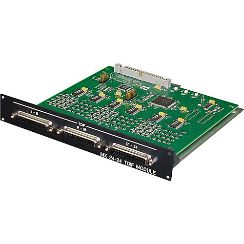 Tascam IF-TD24 TDIF Digital I/O Expansion Module for MX2424-thumbnail