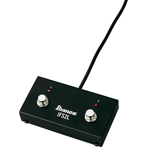 Ibanez IFS2L 2-Button Footswitch for IL15