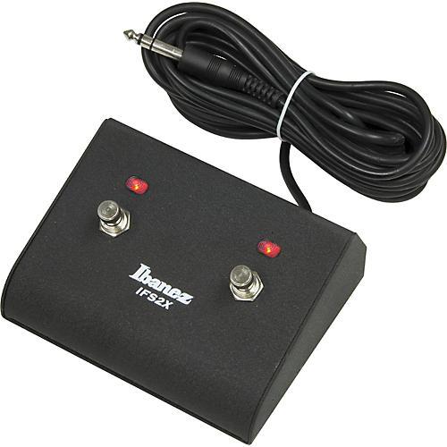 Ibanez IFS2X TBX Tone Blaster Xtreme 2-Button Footswitch