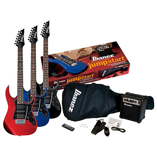 Ibanez IJX150 Electric Guitar Jumpstart Value Package