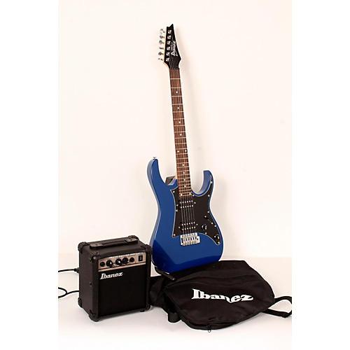 Ibanez IJX200 Electric Guitar Value Pack Blue 888365622217