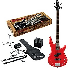 IJXB150B Jumpstart Bass Package Red