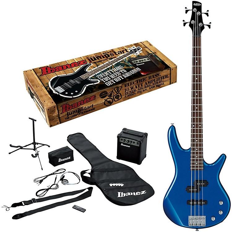 IbanezIJXB150B Jumpstart Bass PackageStarlight Blue