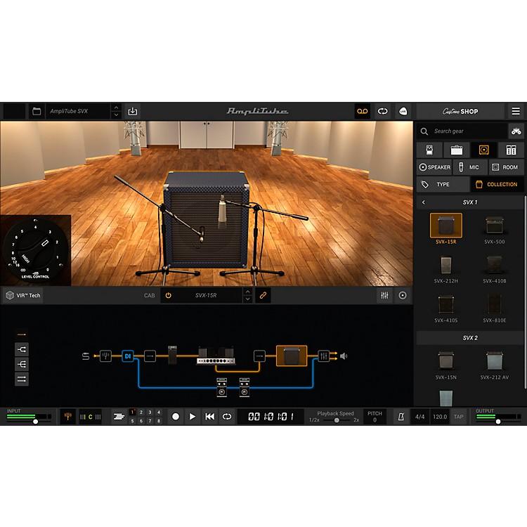 IK MultimediaIK Ampeg SVX Software Download
