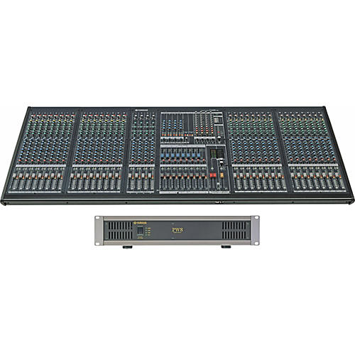 Yamaha IM8-32 Mixing Console Restock with Power Supply