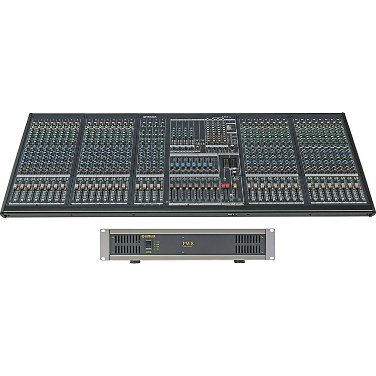 Yamaha IM8-32 Mixing Console with Power Supply
