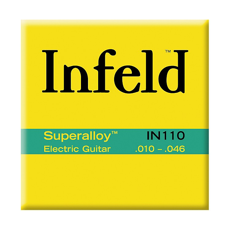 Thomastik IN110 Superalloy Electric Guitar Strings Medium Light