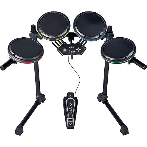 ION ION Drum Rocker Electronic Drum Set for Playstation 2/3