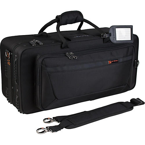 Protec IP301D iPAC Double Trumpet Case IP301D Black