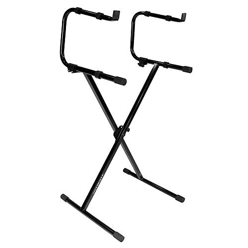 Ultimate Support IQ-1200 2-Tier X-Style Keyboard Stand