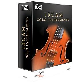 Ircam solo instruments [full version] download rar