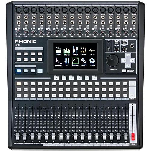 Phonic IS16 Digital Mixer
