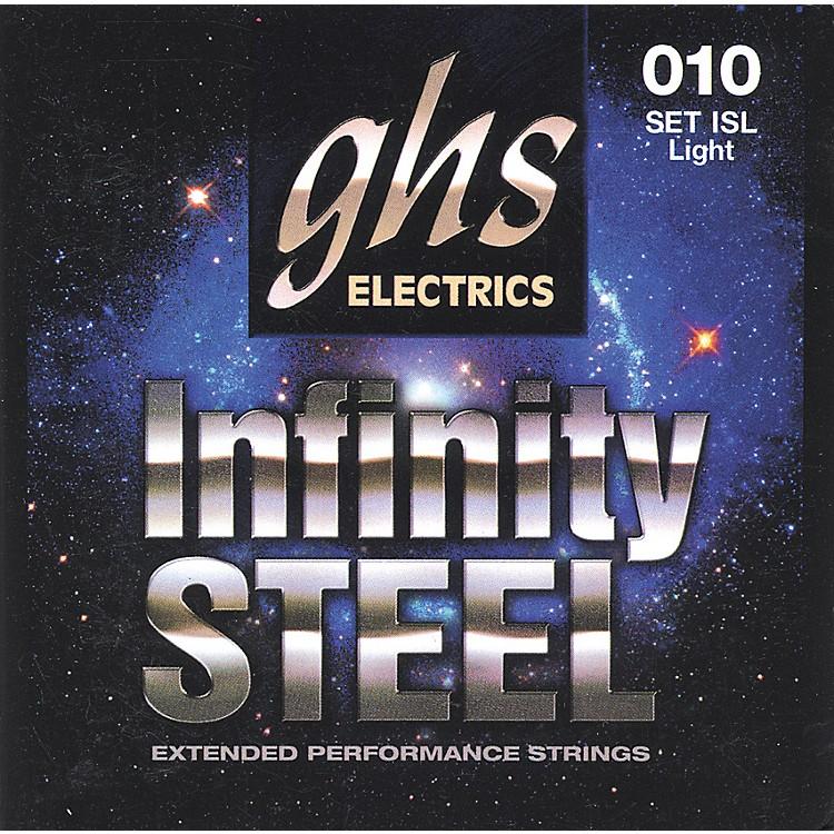 GHSISL Infinity Steel Black Coated Guitar Strings
