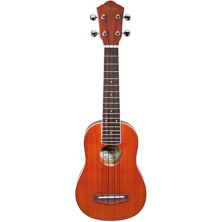 Ibanez IUKS5 Ukulele Pack with Bag & Accessories Natural