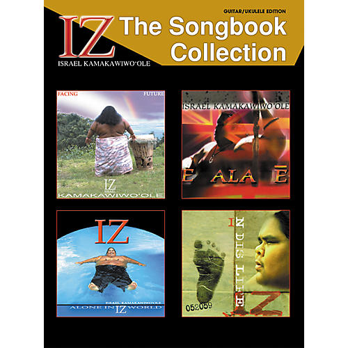 Alfred IZ The Songbook Collection Guitar/Ukulele Edition