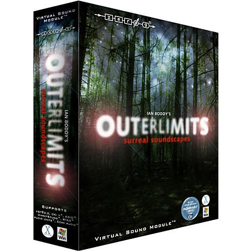 Zero G Ian Boddy's Outerlimits Surreal Soundscapes Virtual Sound Module-thumbnail