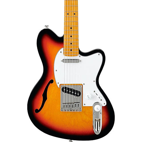 Ibanez Ibanez Talman Series TM302HM Semi-hollow Electric Guitar-thumbnail