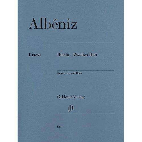 G. Henle Verlag Iberia - Second Book Henle Music Folios Series Softcover-thumbnail