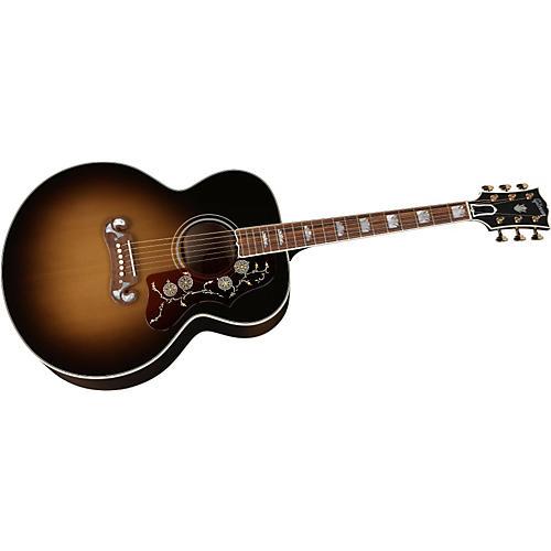 Gibson Icon '60s J-200 Sunburst Acoustic Guitar-thumbnail