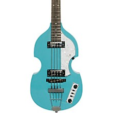 Hofner Ignition LTD Violin Electric Bass Guitar Baby Blue