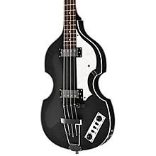 Hofner Ignition Series Vintage Violin Bass Transparent Black