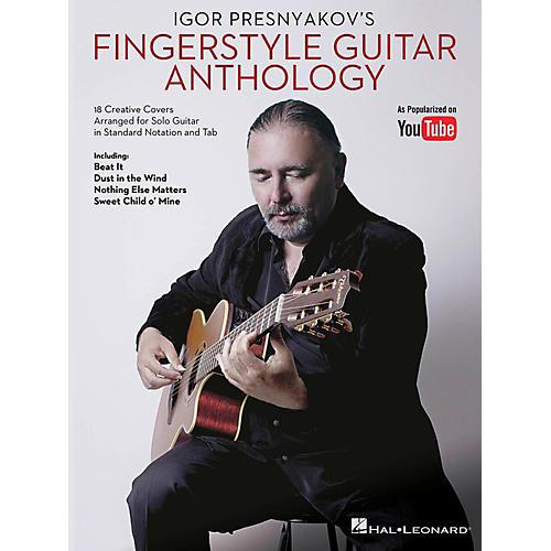 Hal Leonard Igor Presnyakov's Fingerstyle Guitar Anthology-thumbnail