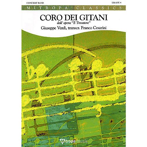 Hal Leonard Il Trovatore Coro Dei Gitani - Atto Ii Sc Only Grade 3 Concert Band