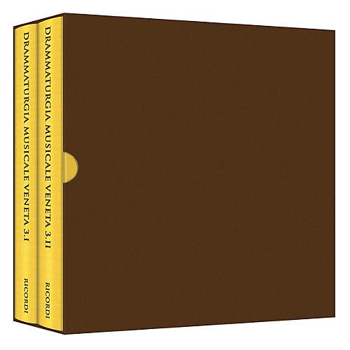 Ricordi Il novello Giasone - Drammaturgia Musicale Veneta 3 Ricordi Hardcover by Cavalli Edited by Antonucci-thumbnail