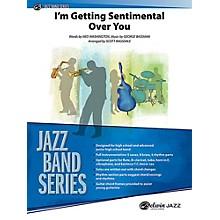 Alfred I'm Getting Sentimental over You Jazz Band Grade 3 Set
