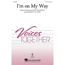 Hal Leonard I'm on My Way ShowTrax CD Composed by Mary Donnelly